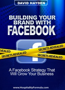Marketing your restaurant on facebook