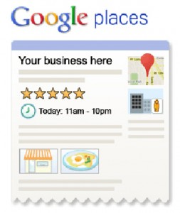 google marketing restaurant