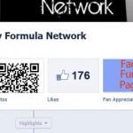 Restaurant Facebook Fan Page