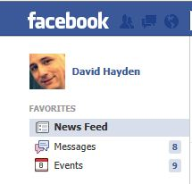 David Hayden Facebook